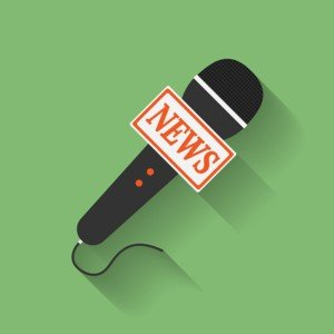 News Microphone