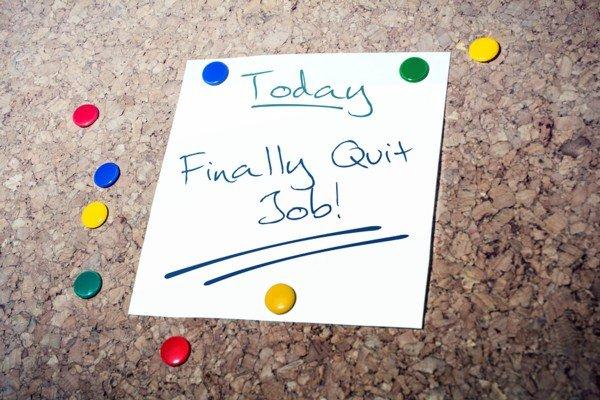 Finally Quit
