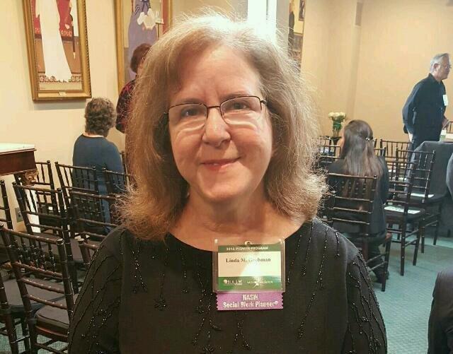 Linda Grobman Pioneer Induction