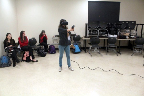 Virtual Reality at University of Montevallo