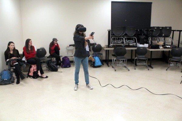 Virtual Reality at University of Montevallo