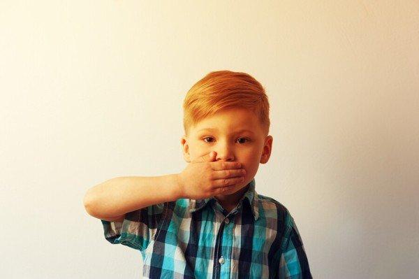 Boy Silence