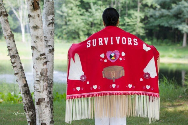 Survivors Shawl