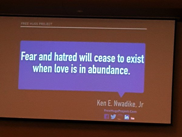 Fear and hatred
