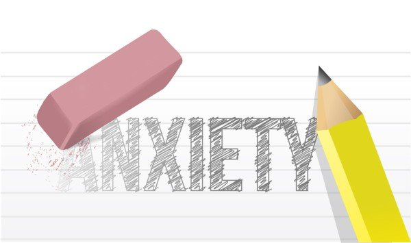 Erasing anxiety