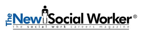 The New Social Worker logo