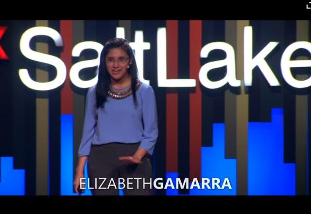 Elizabeth Gamarra TEDx Talk