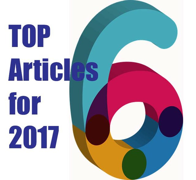 Top 6 2017