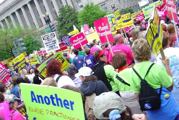 March on Washington Reproductive Rights