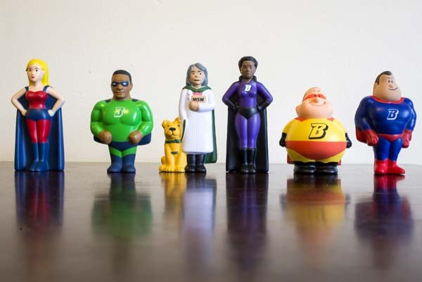 Social Work Superheroes