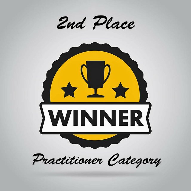 Second Place Practitioner