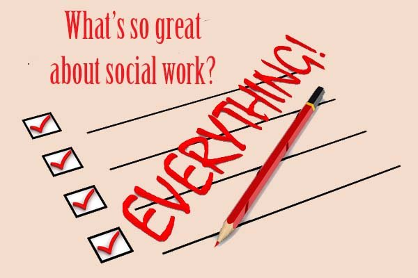 What's so great about social work