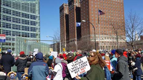 March for Our Lives Buffalo