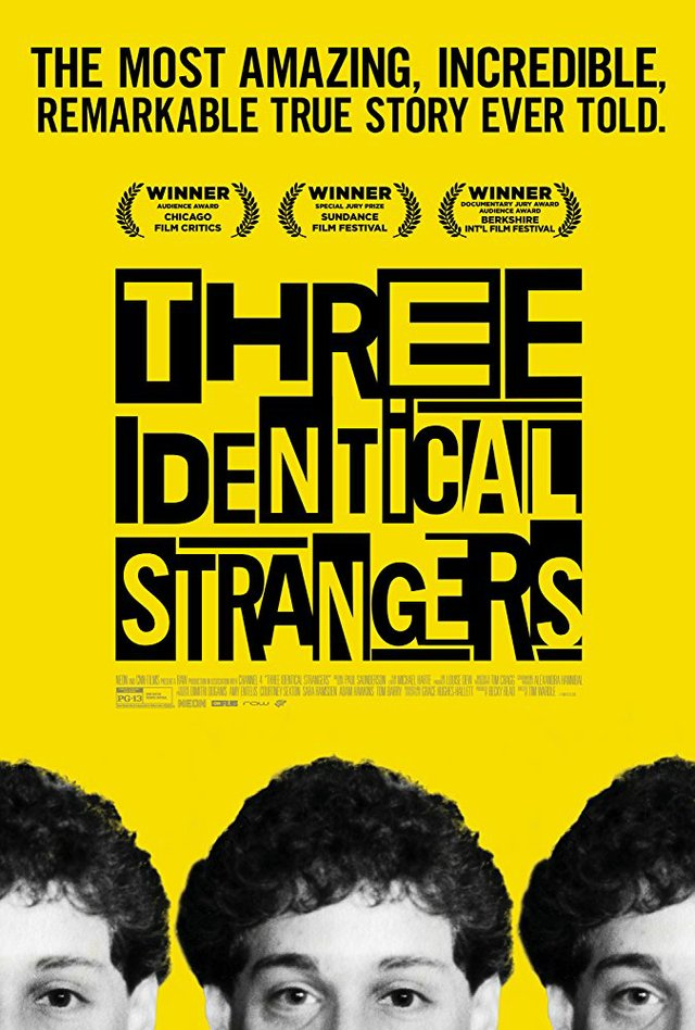 Three Identicall Strangers