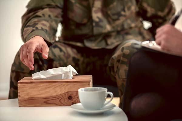 Veteran therapy