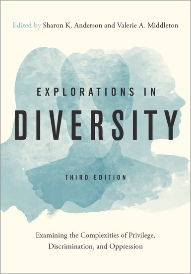 Explorations in Diversity, Examining the Complexities of Privilege, Discrimination, and Oppression