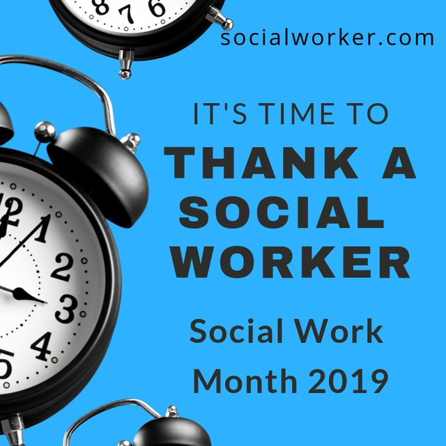 Thank a Social Worker 2019