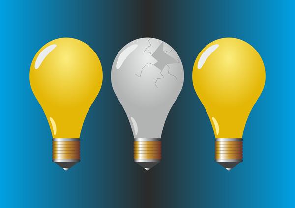 Burnout Light Bulbs