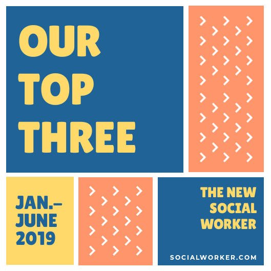 Top 3 January to June 2019