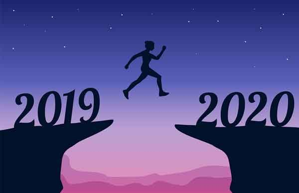 Jump from 2019 to 2020