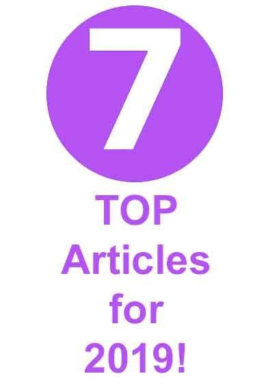 Top articles 2019