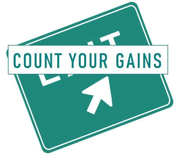 Count Your Gains