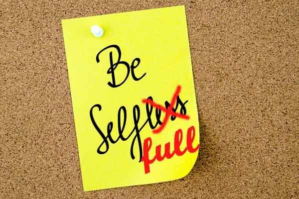 Selffullness