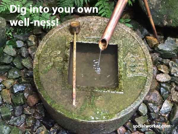 Dig Into Your Own Wellness