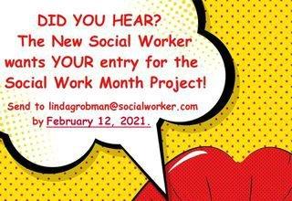 Social Work Month 2021 2