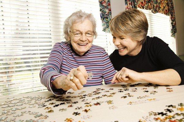 Aging Puzzle