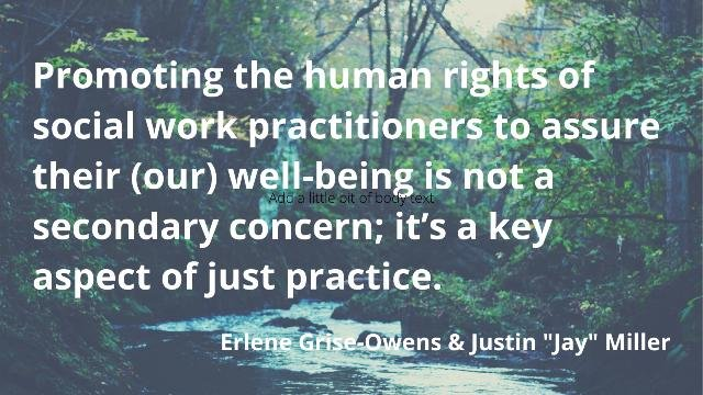 Self care essential quote