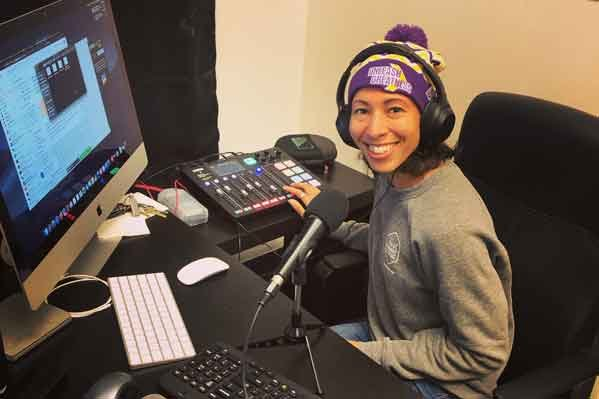 Alyssa Lotmore Podcasting