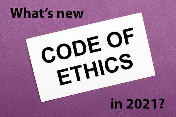 Code of Ethics 2021