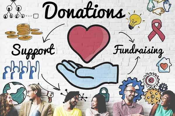 Donations Support Fundraising