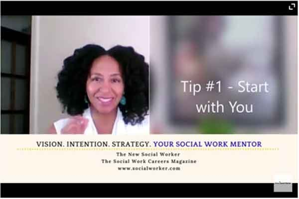 Spirituality and Social Work Practice: Tips for Confronting Apprehensions Tip 1