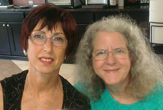 Linda Grobman and Rosita Mazzi