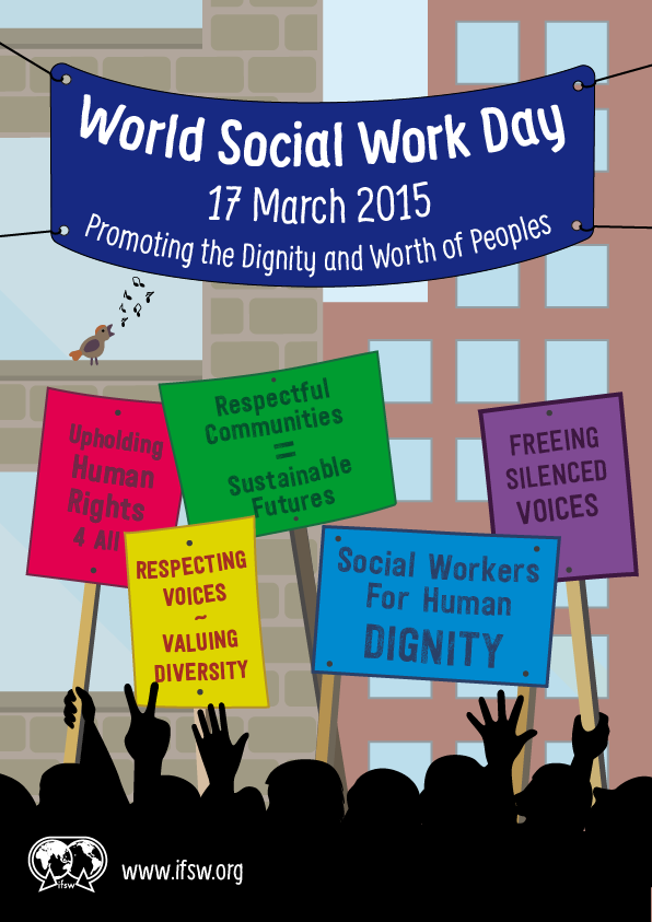 World Social Work Day 2015
