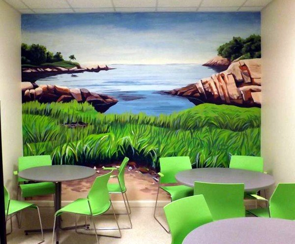 Mural by Denise Walter