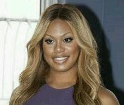 Laverne Cox cropped photo