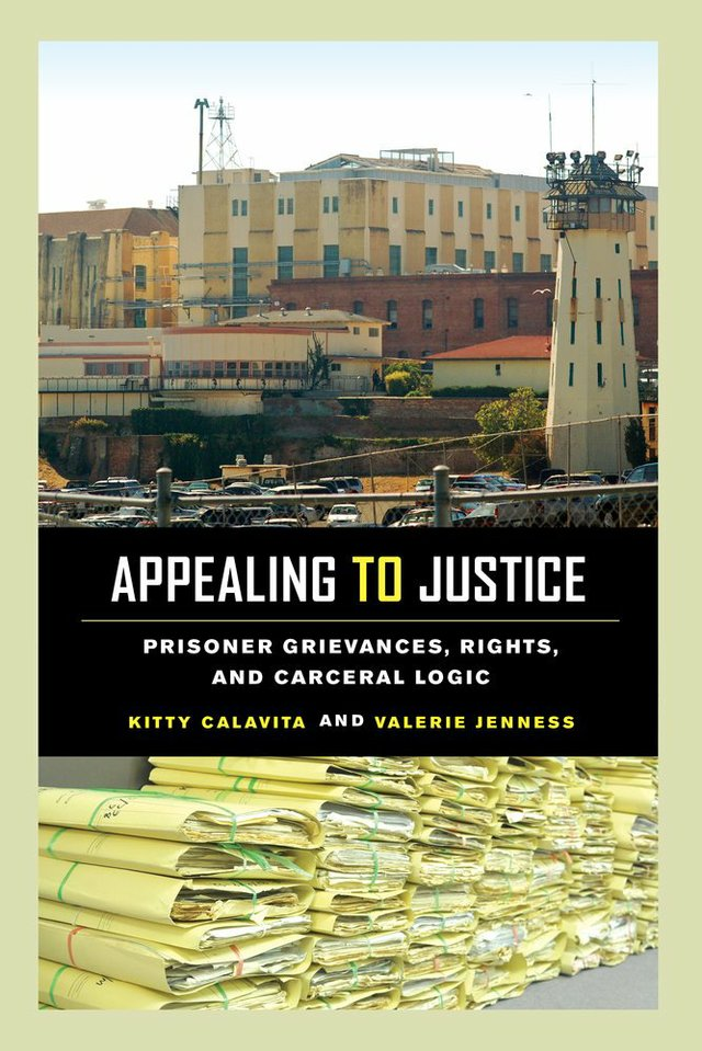 Appealing to Justice book cover
