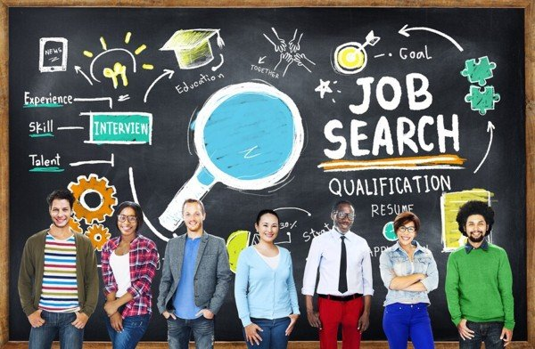 Job Search People