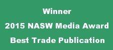 NASW Media Award 2015