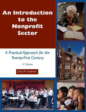 Introduction to the Nonprofit Sector 3rd Ed.