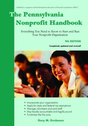 The PA Nonprofit Handbook 9th Ed.