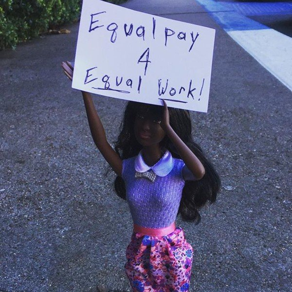 Social Worker on the Shelf Equal Pay