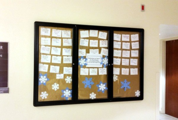 6-Word Stories Bulletin Board