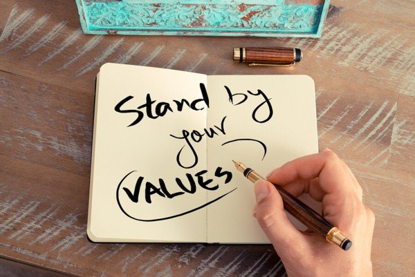 Stand By Your Values