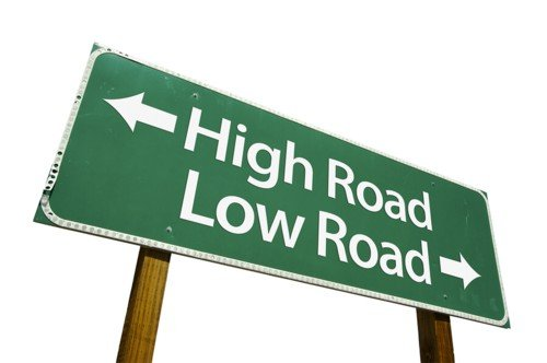 High Road Low Road