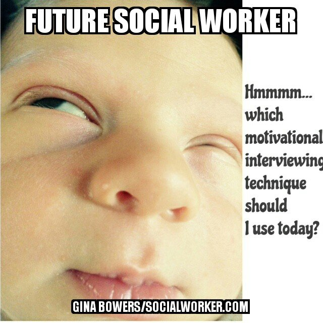 Future Social Worker Meme #4