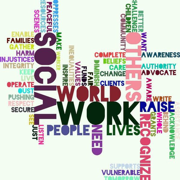 Social Worker Words